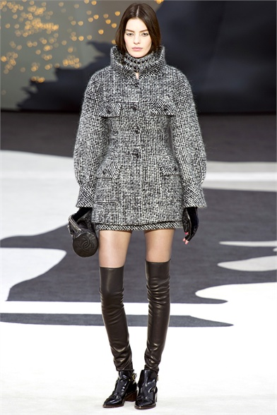 Chanel Sfilate AI 2013 (Fonte www.vogue.it)