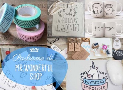 Mr. Wonderful Shop