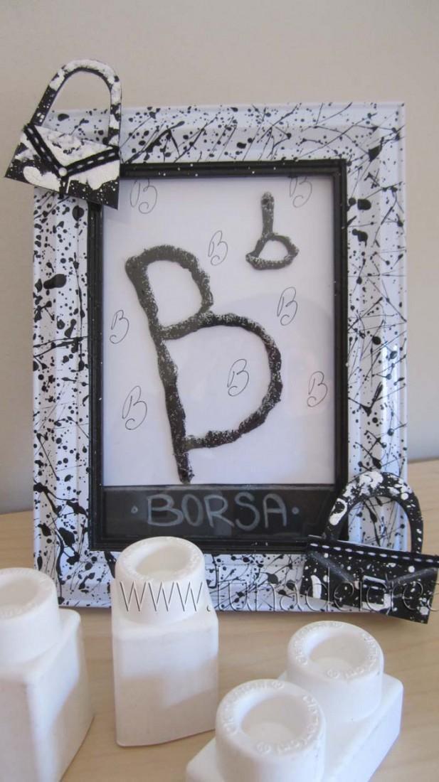 """""""B"""" come Black and White..."""