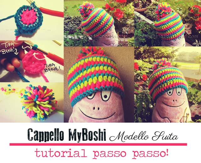 Cappello Suita MyBoshy