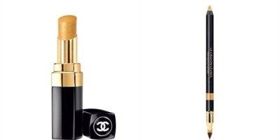 Rossetto e matita per labbra color Oro di Chanel