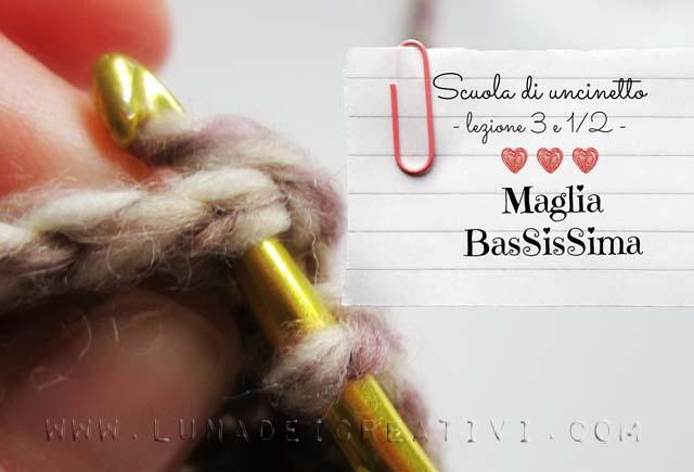 Maglia Bassissima