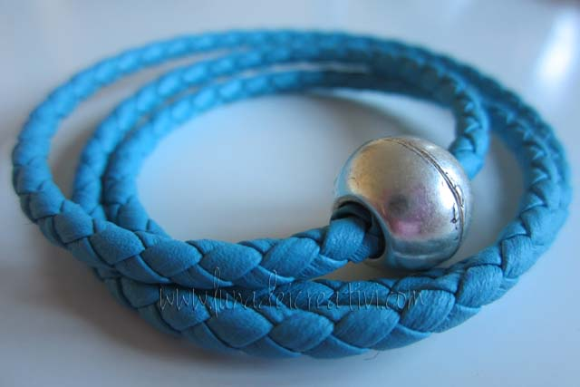 ...In azzurro
