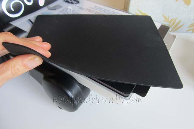 Ecco come si presenta il tappetino di silicone