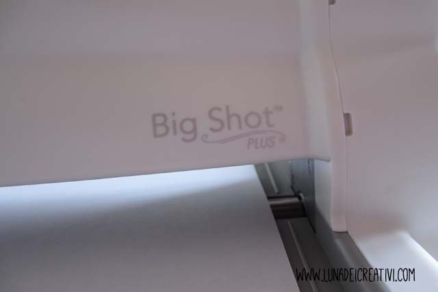 la nuova big shot è bianca e grigia